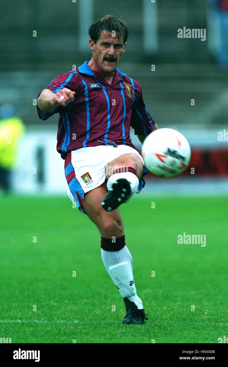SHAUN TEALE ASTON VILLA FC 08 August 1993 - Stock Image