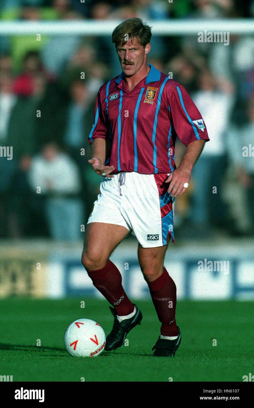 SHAUN TEALE ASTON VILLA FC 05 August 1993 - Stock Image