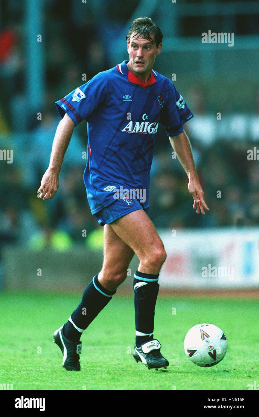 Glenn Hoddle Chelsea Fc Player Manager 01 October 1993 Stock Photo Alamy