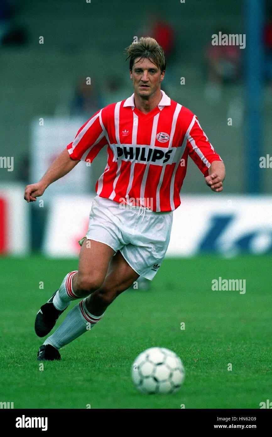 Wim Kieft Psv Eindhoven 12 August 1993 Stock Photo Alamy