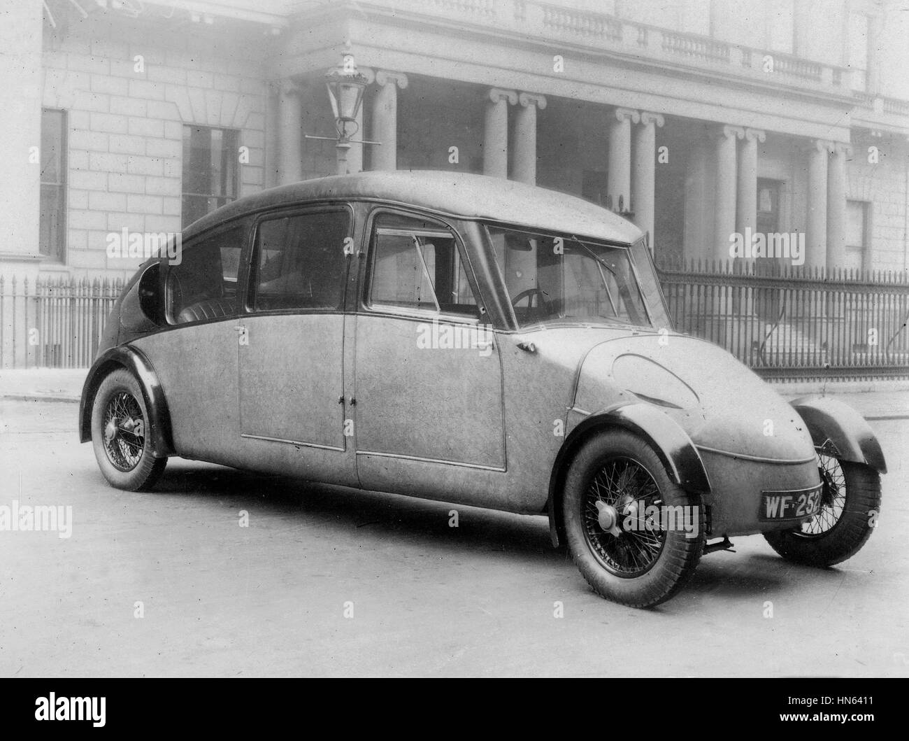 1930 Burney streamline - Stock Image