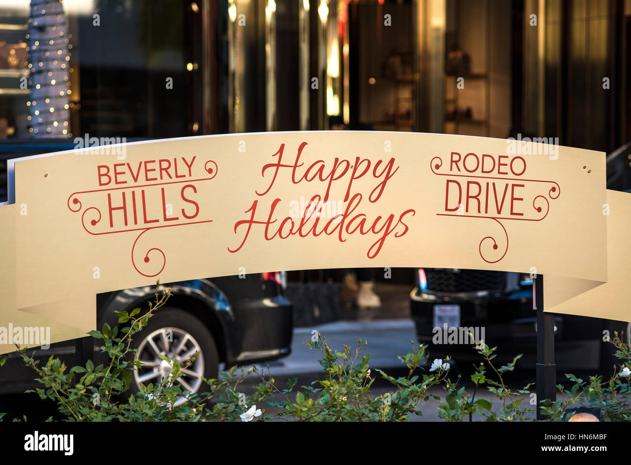 Beverly Hills Sign In Beverly Stock Photos Amp Beverly Hills