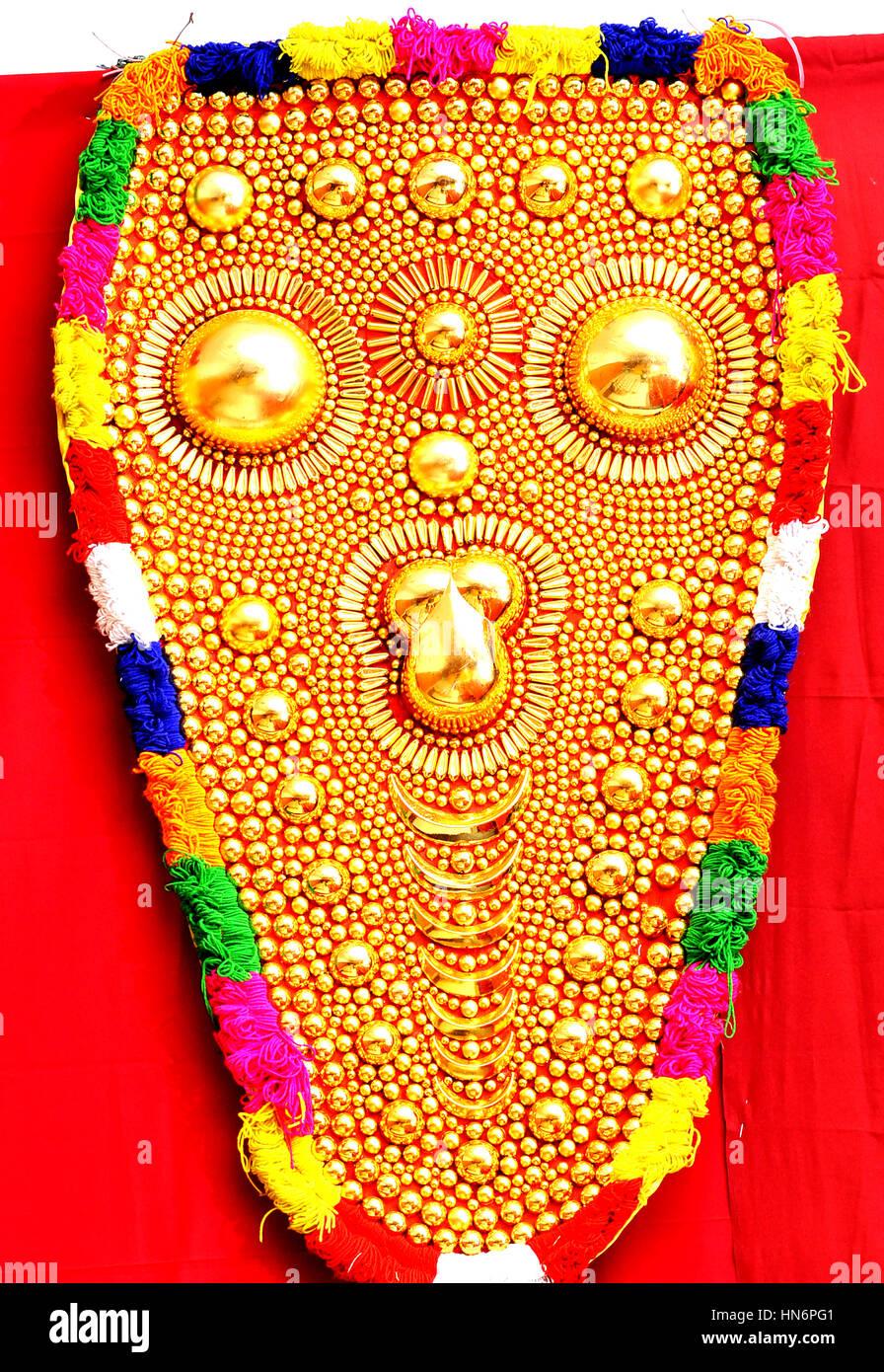 Kerala Craft Stock Photos Kerala Craft Stock Images Alamy