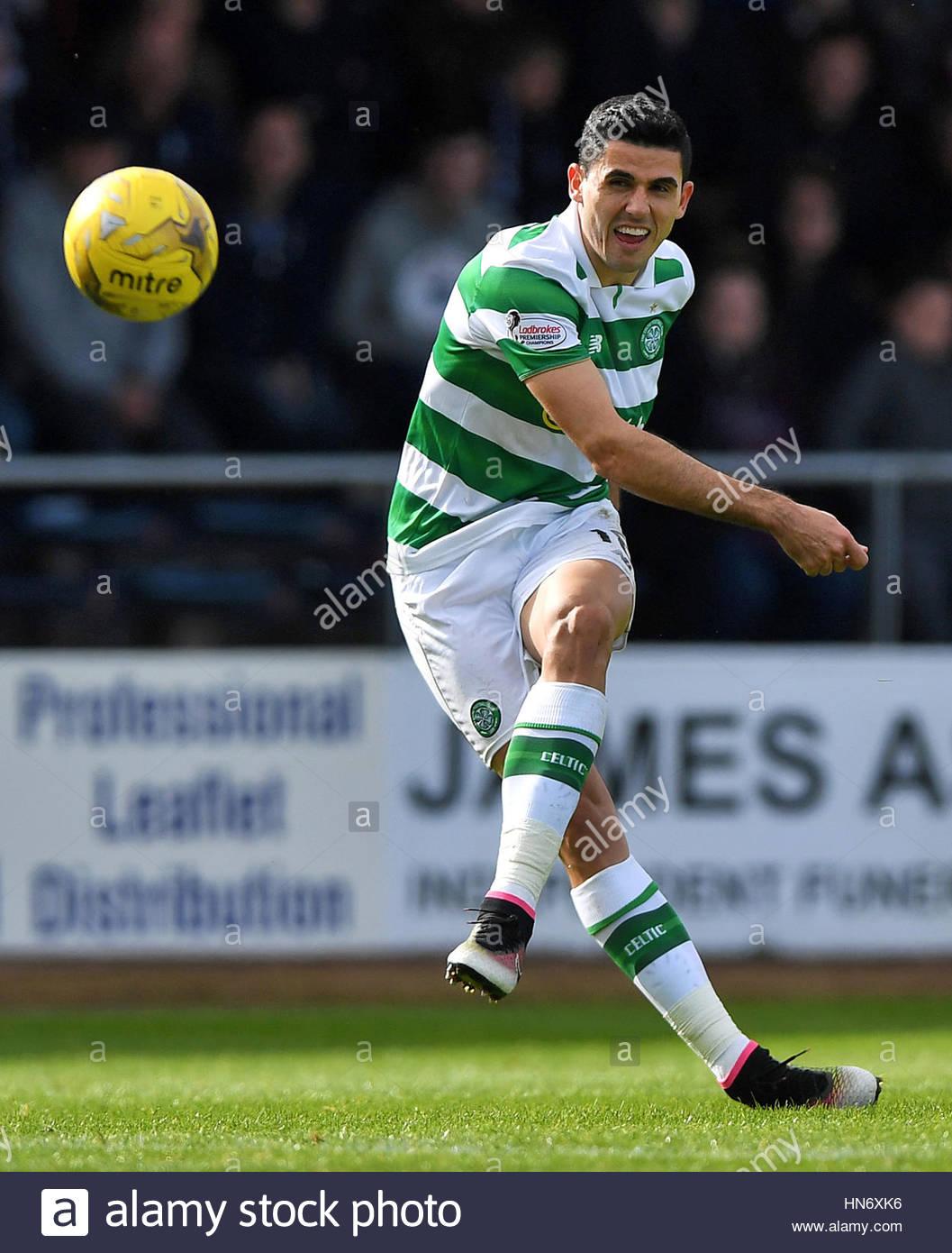File photo dated 01-10-2016 of Celtic's Tom Rogic. - Stock Image