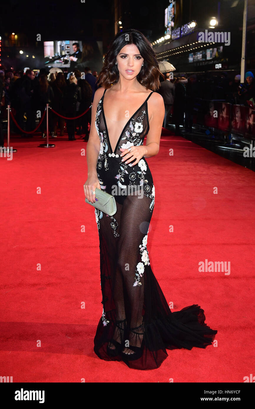 Lucy mecklenburgh fifty shades darker premiere at odeon leicester square in london 292019 naked (49 photos)