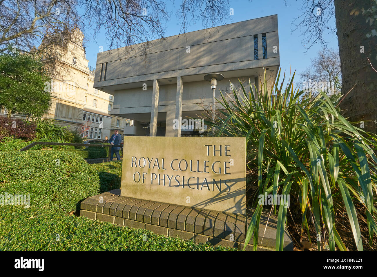 royal college of physicians - Stock Image