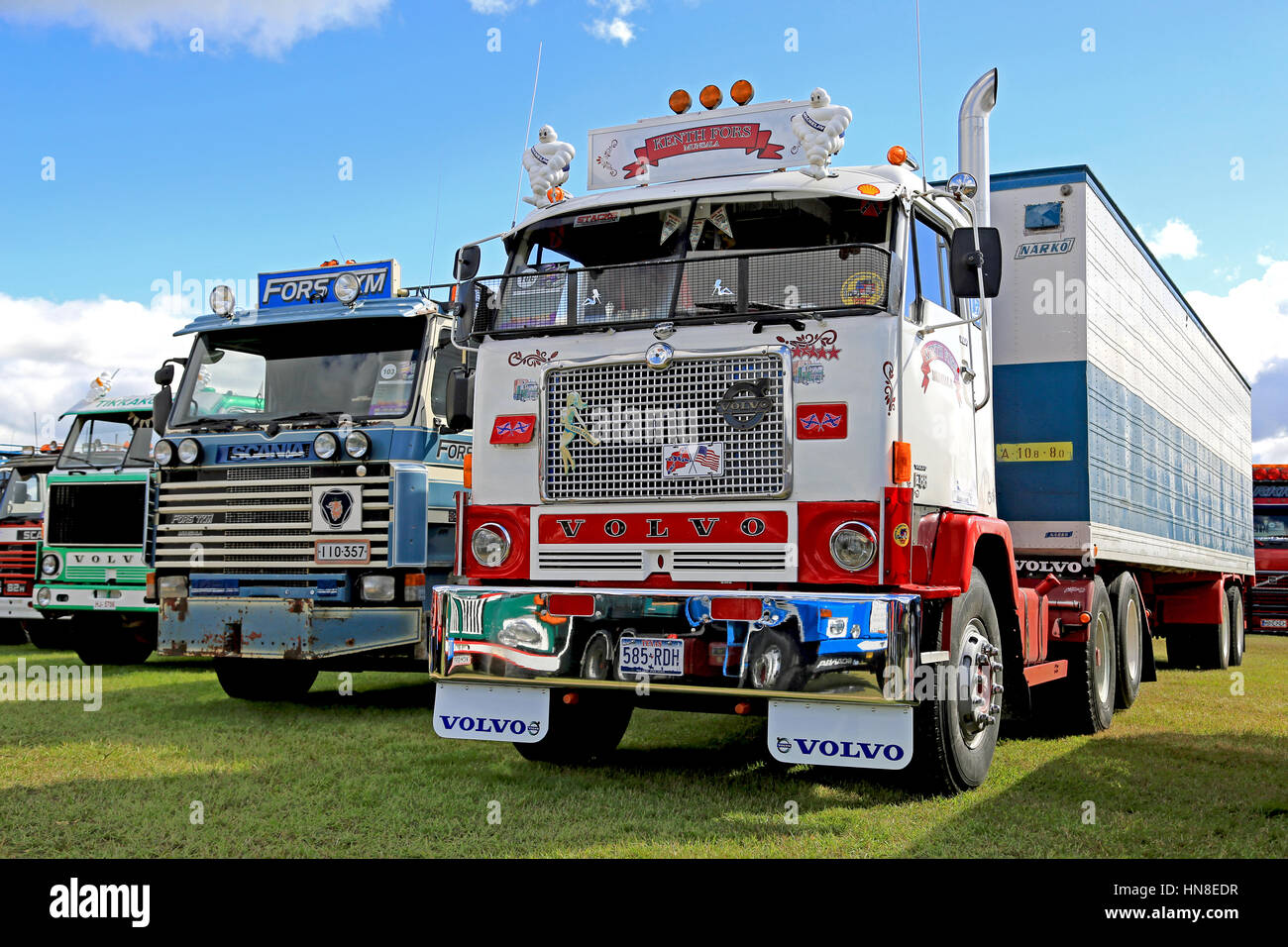 Volvo F88 Stock Photos & Volvo F88 Stock Images - Alamy