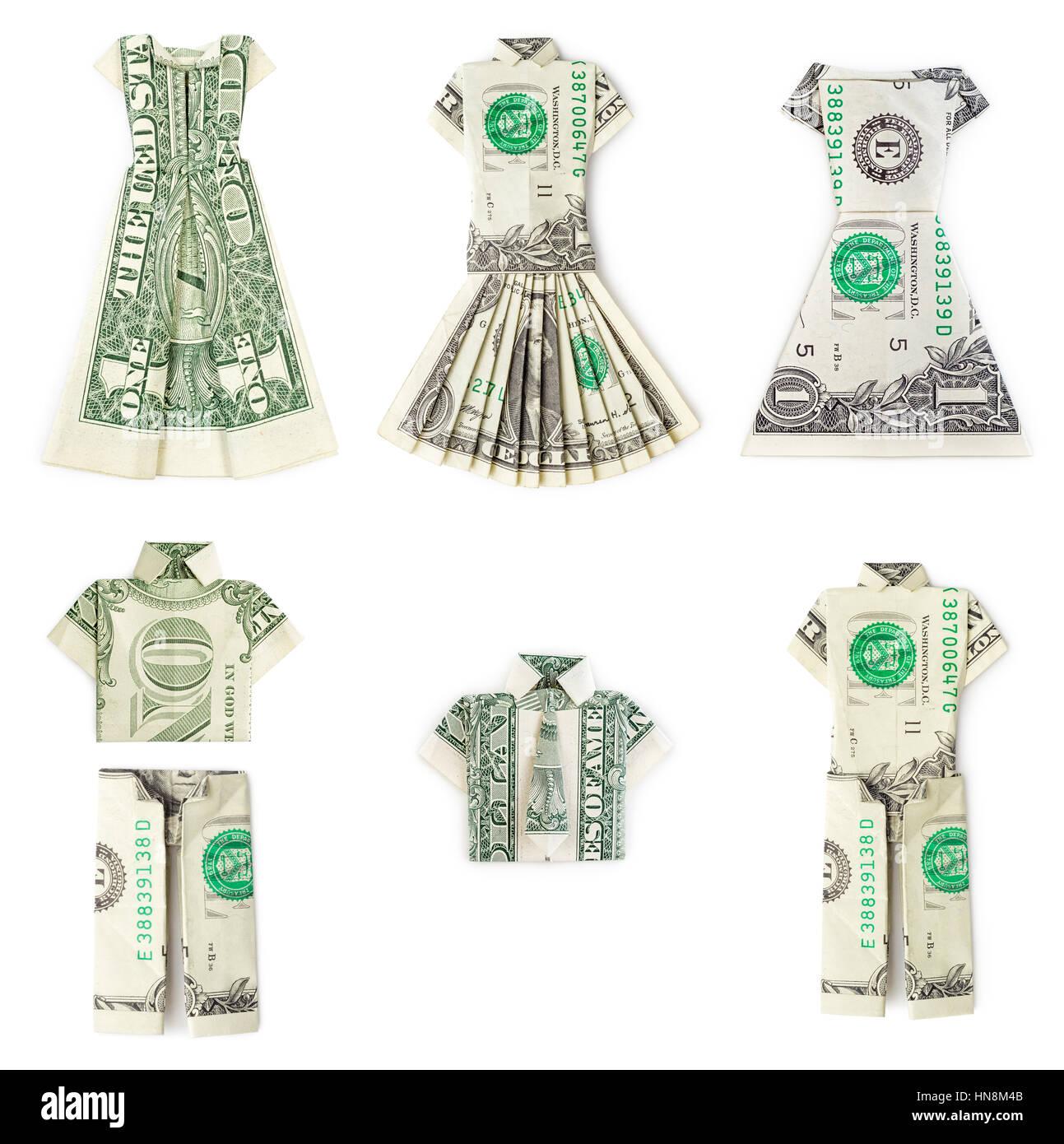82 Money Origami Shirt Photos - Free & Royalty-Free Stock Photos ... | 1390x1293