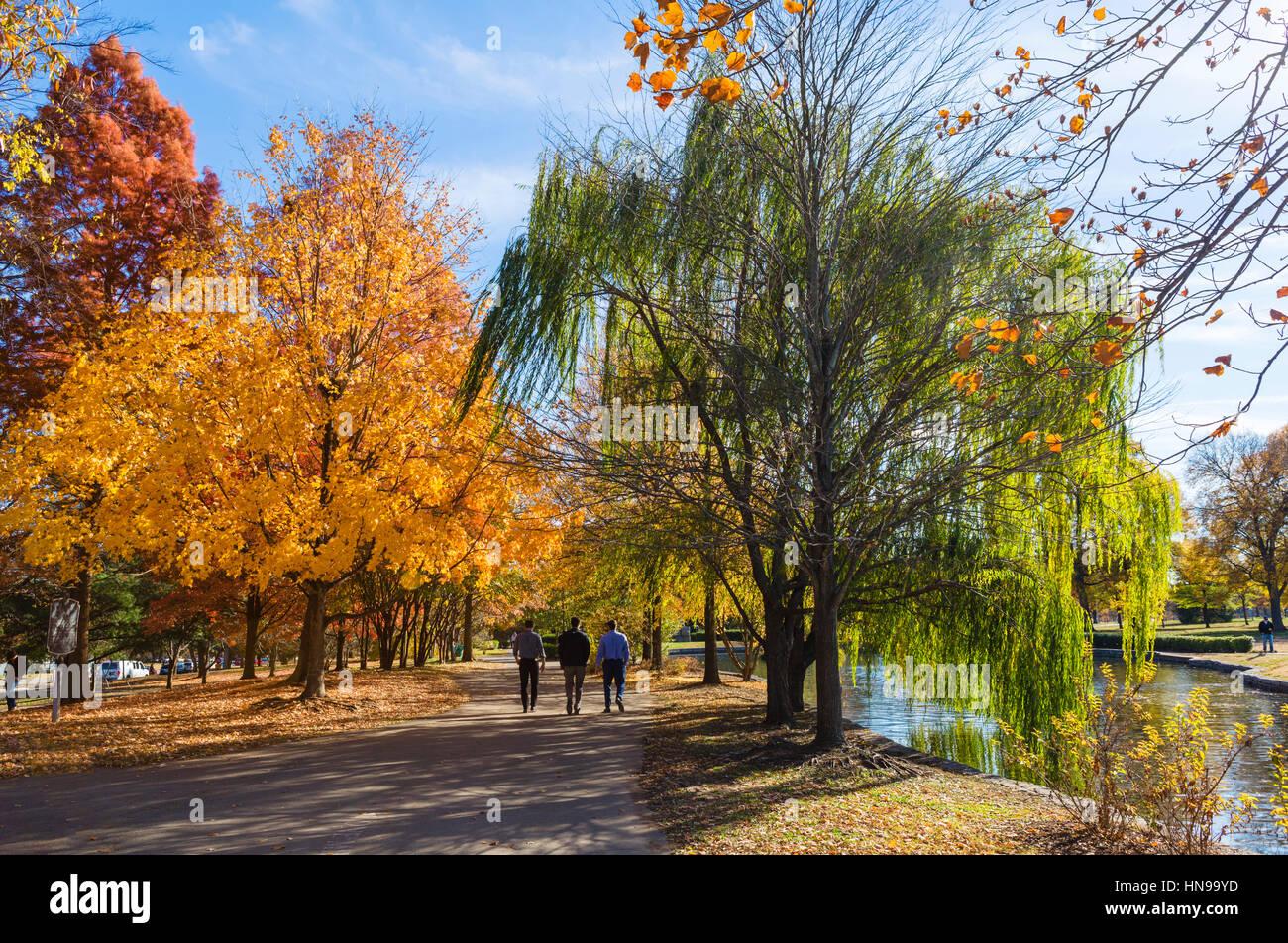 Centennial Park, Nashville,Tennessee, USA - Stock Image
