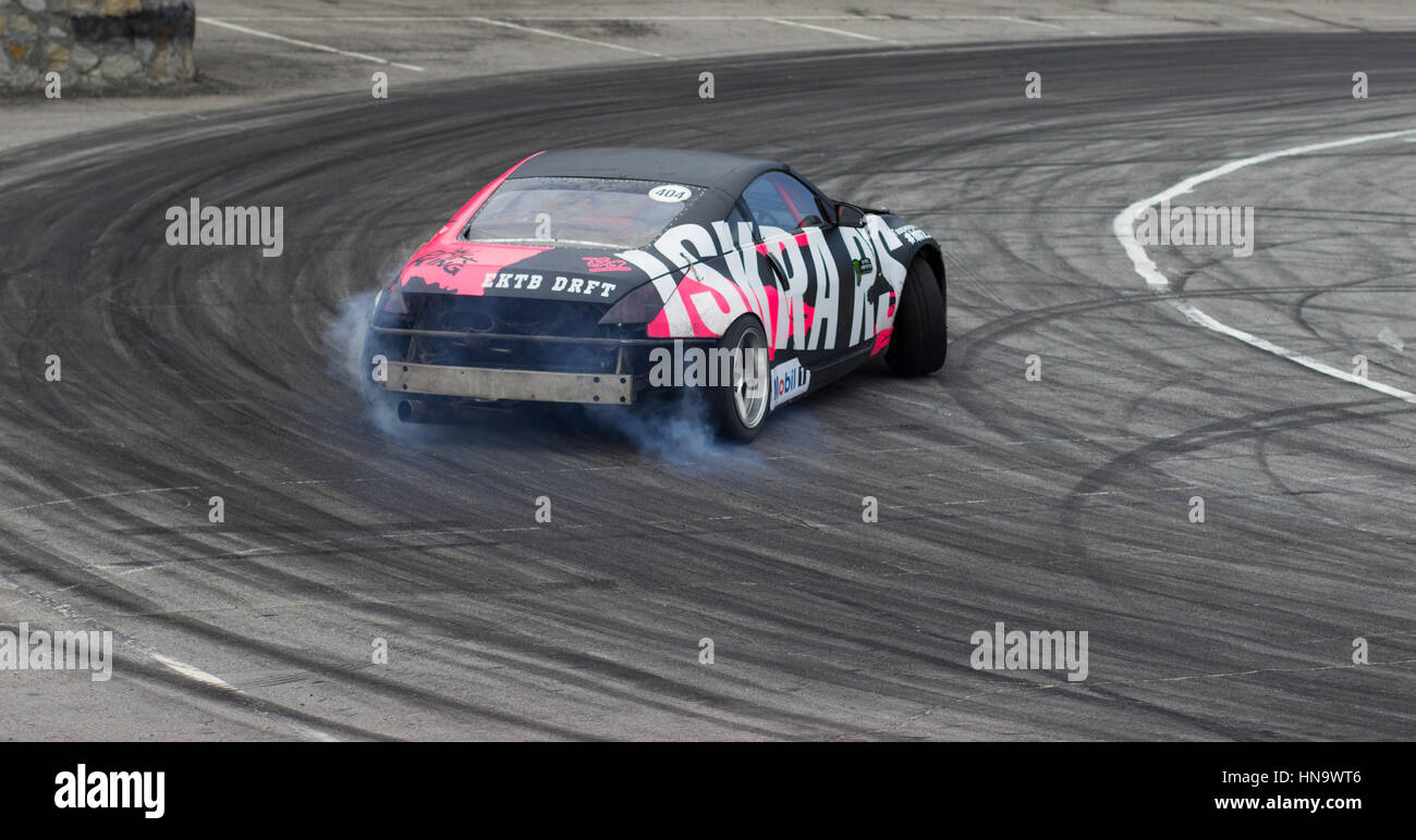 Nissan 350z Race Car Stock Photos & Nissan 350z Race Car Stock ...