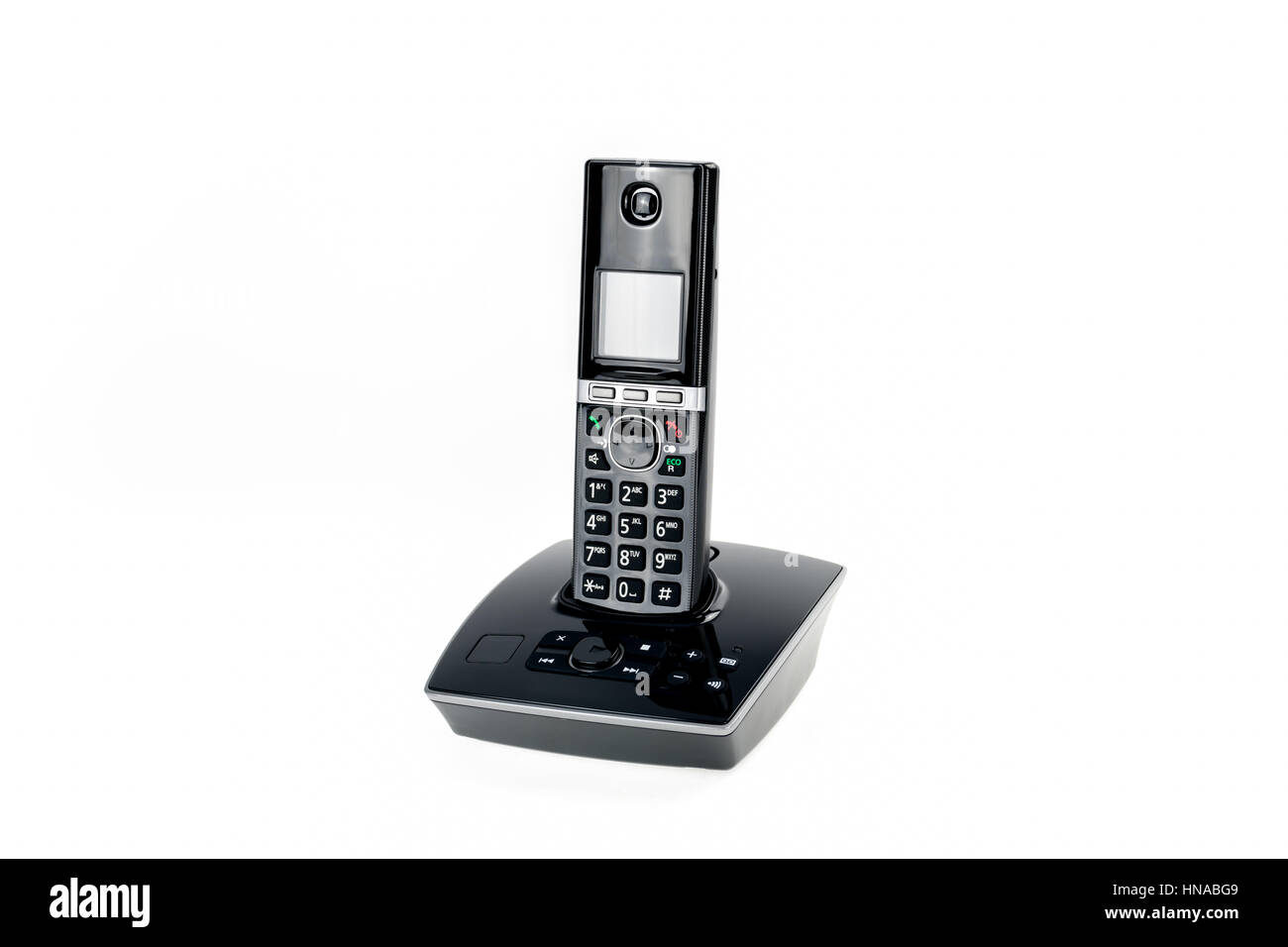Landline Phone Cut Out Stock Images & Pictures - Alamy