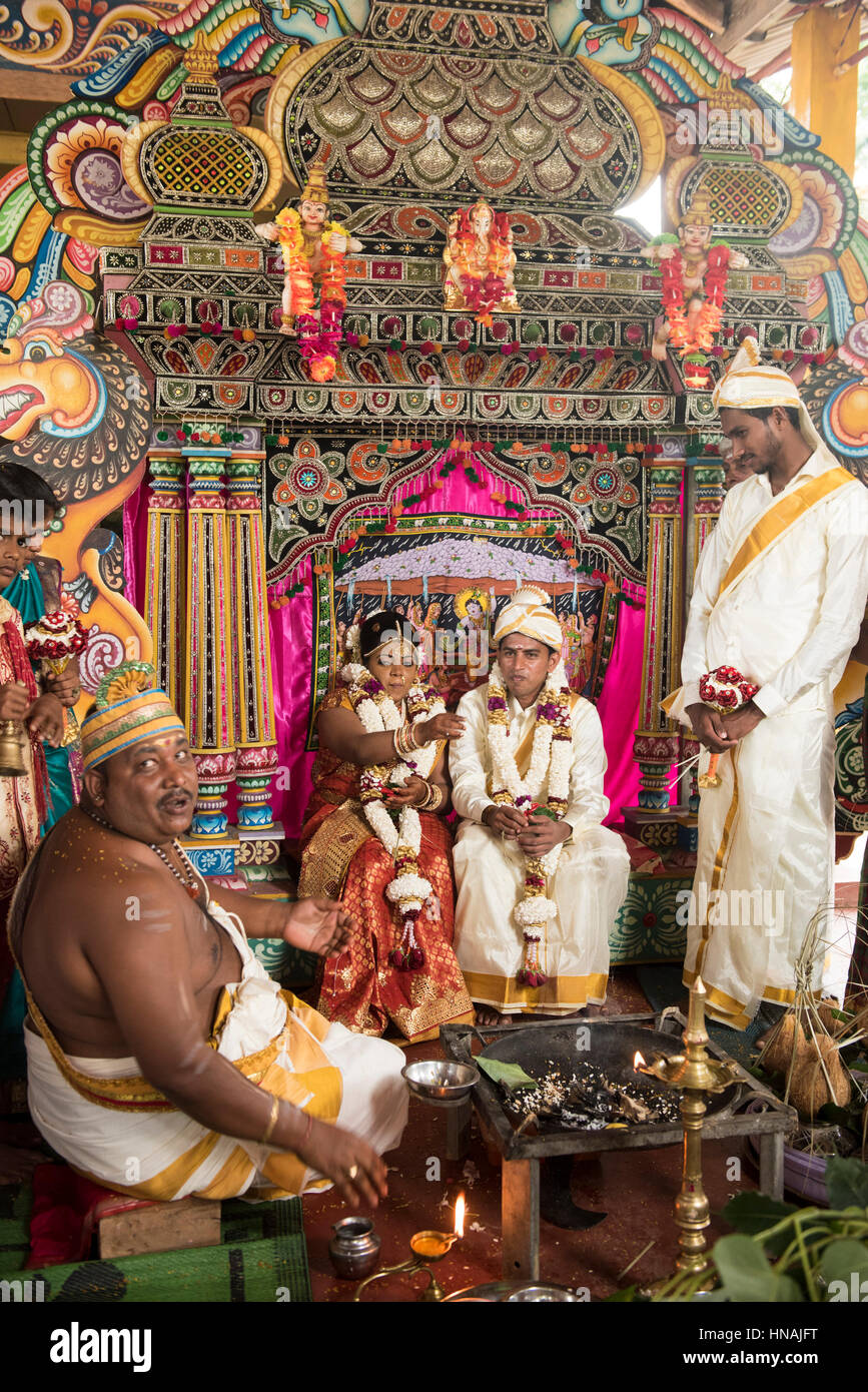 Sri Lanka Wedding Stock Photos Sri Lanka Wedding Stock Images Alamy
