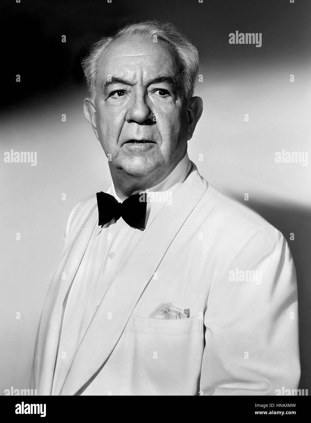 CECIL KELLAWAY ACTOR (1955) - Stock Image
