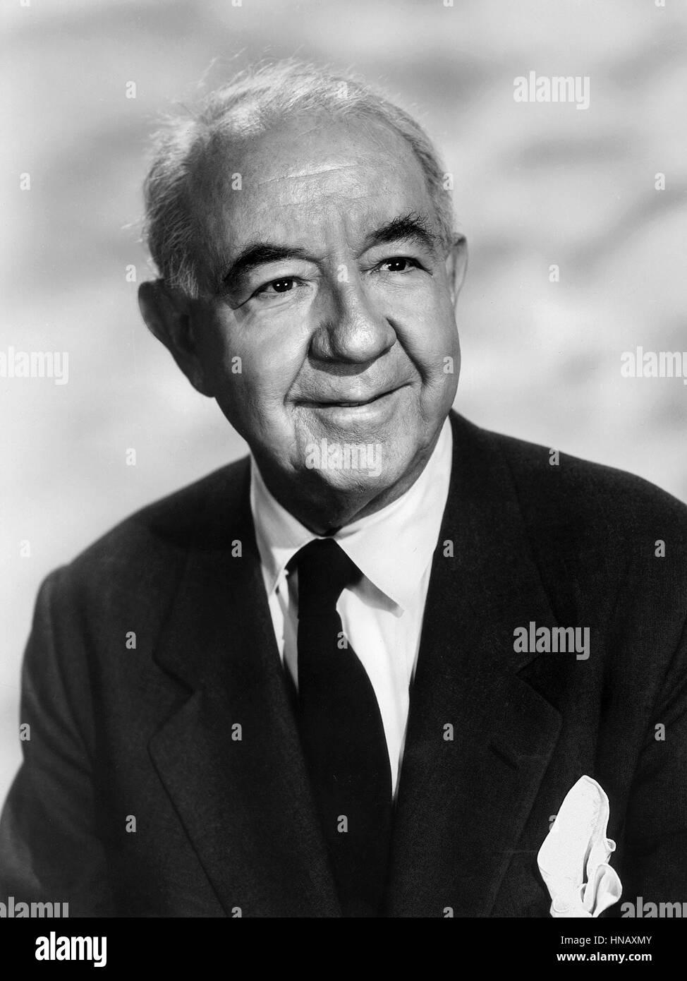 CECIL KELLAWAY ACTOR (1954) - Stock Image
