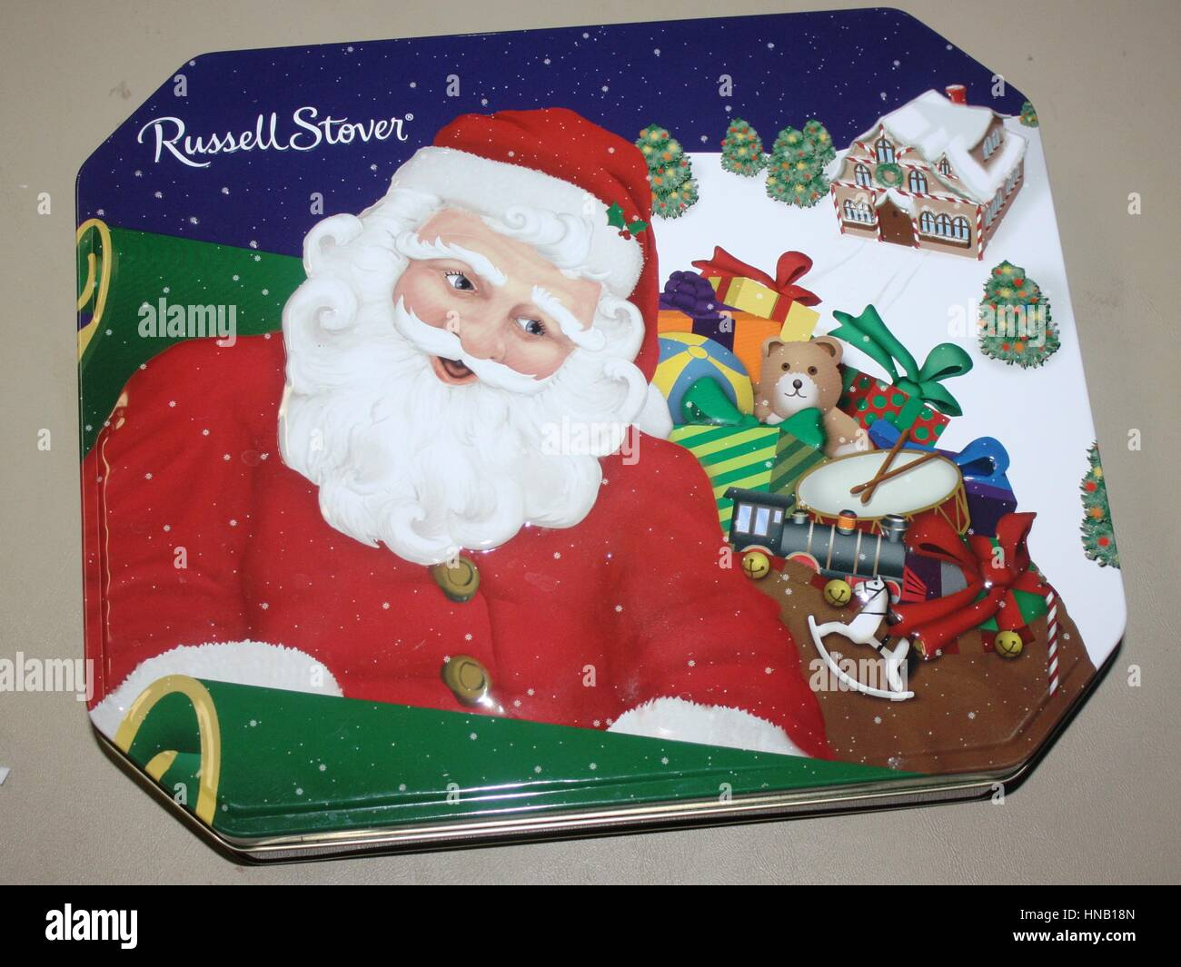 Santas bag stock photos santas bag stock images alamy russell stove once again captures the joy of the season stock image voltagebd Image collections