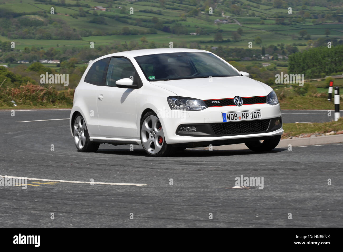 vw polo gti stock photos vw polo gti stock images alamy. Black Bedroom Furniture Sets. Home Design Ideas