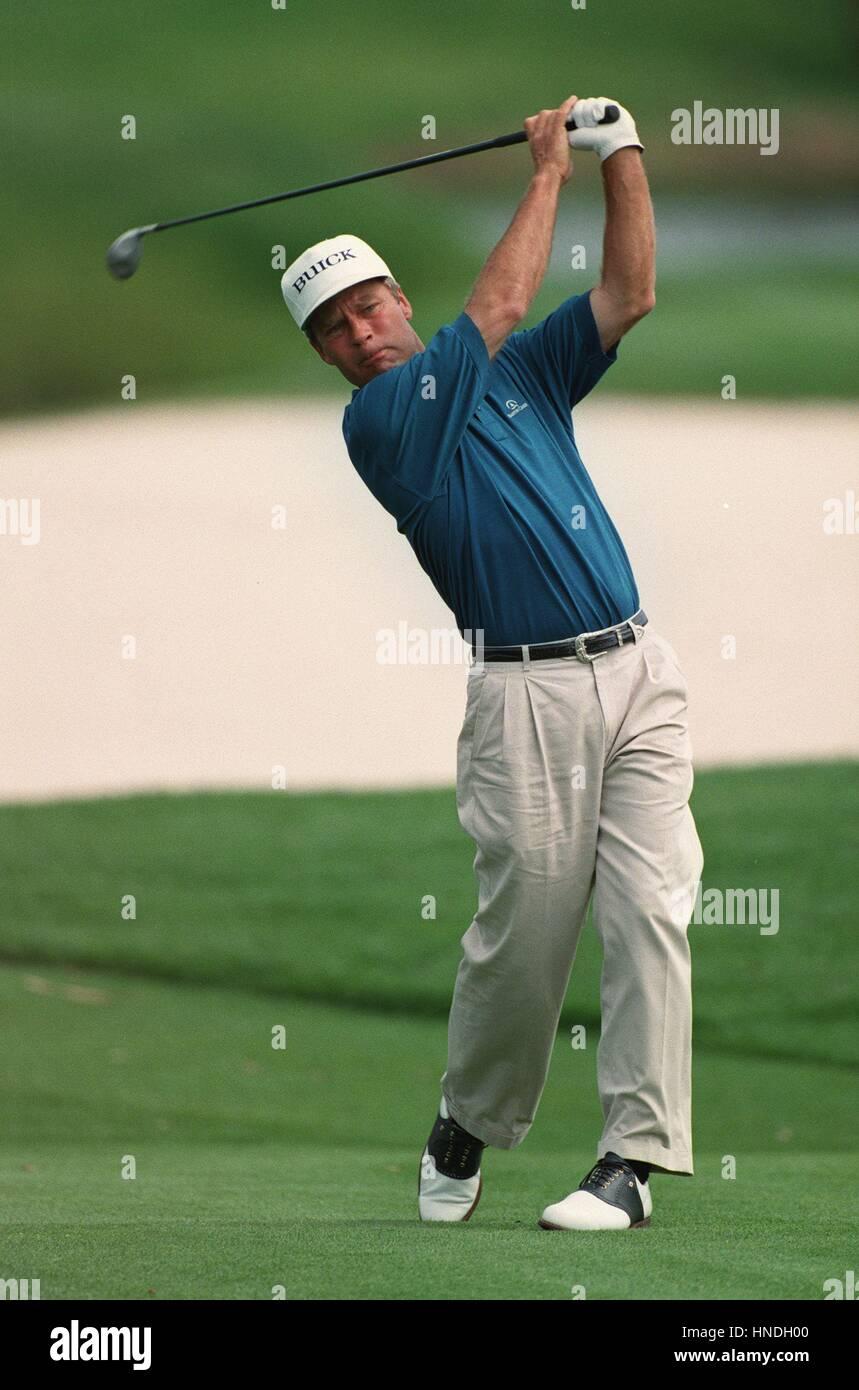 BEN CRENSHAW USA 09 April 1996 - Stock Image