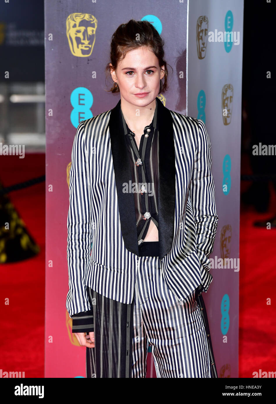 Christine And The Queens Fashion Week