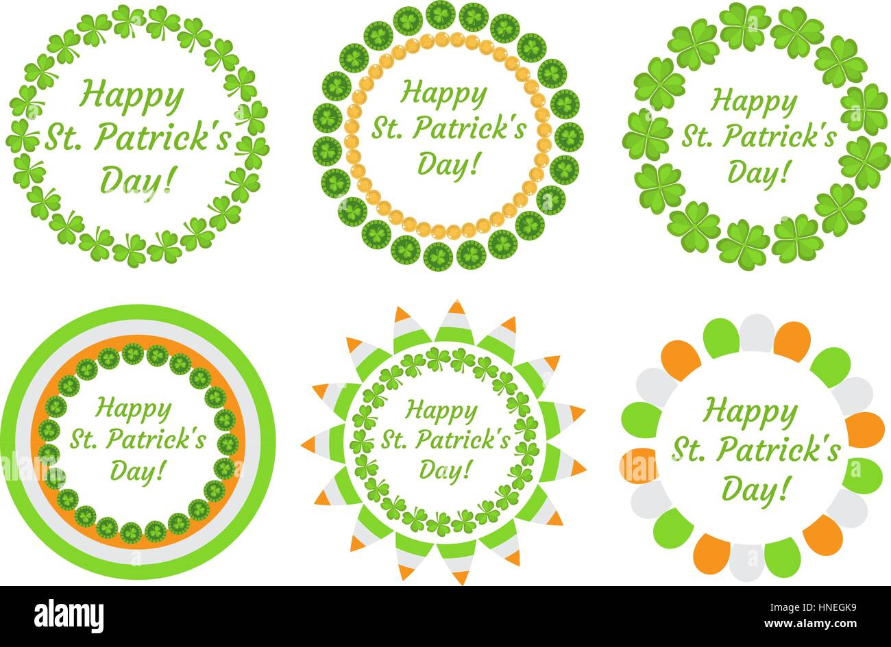 26a8ea2455f1 Shamrock Flags Stock Photos   Shamrock Flags Stock Images - Alamy