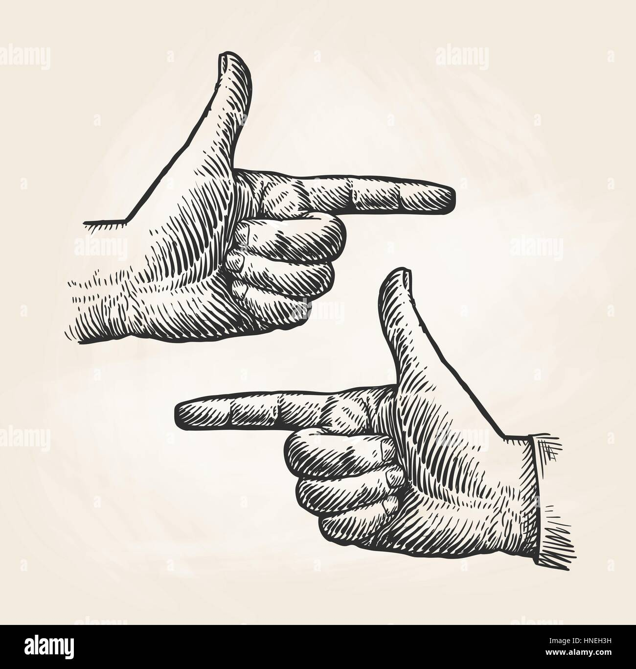 vintage pointing hand drawing forefinger index finger sketch stock vector image art alamy https www alamy com stock photo vintage pointing hand drawing forefinger index finger sketch vector 133701109 html