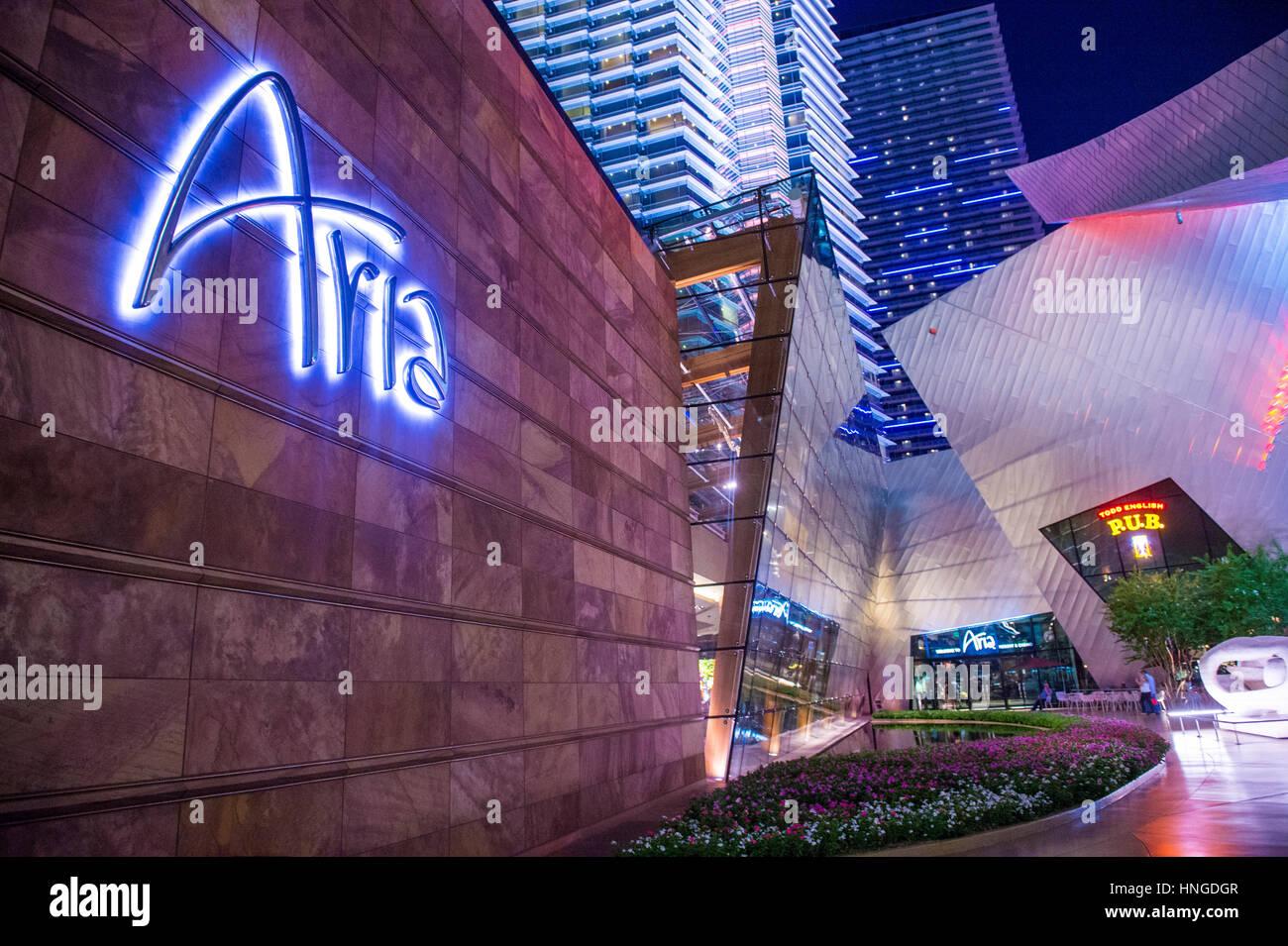 aria hotel casino las vegas