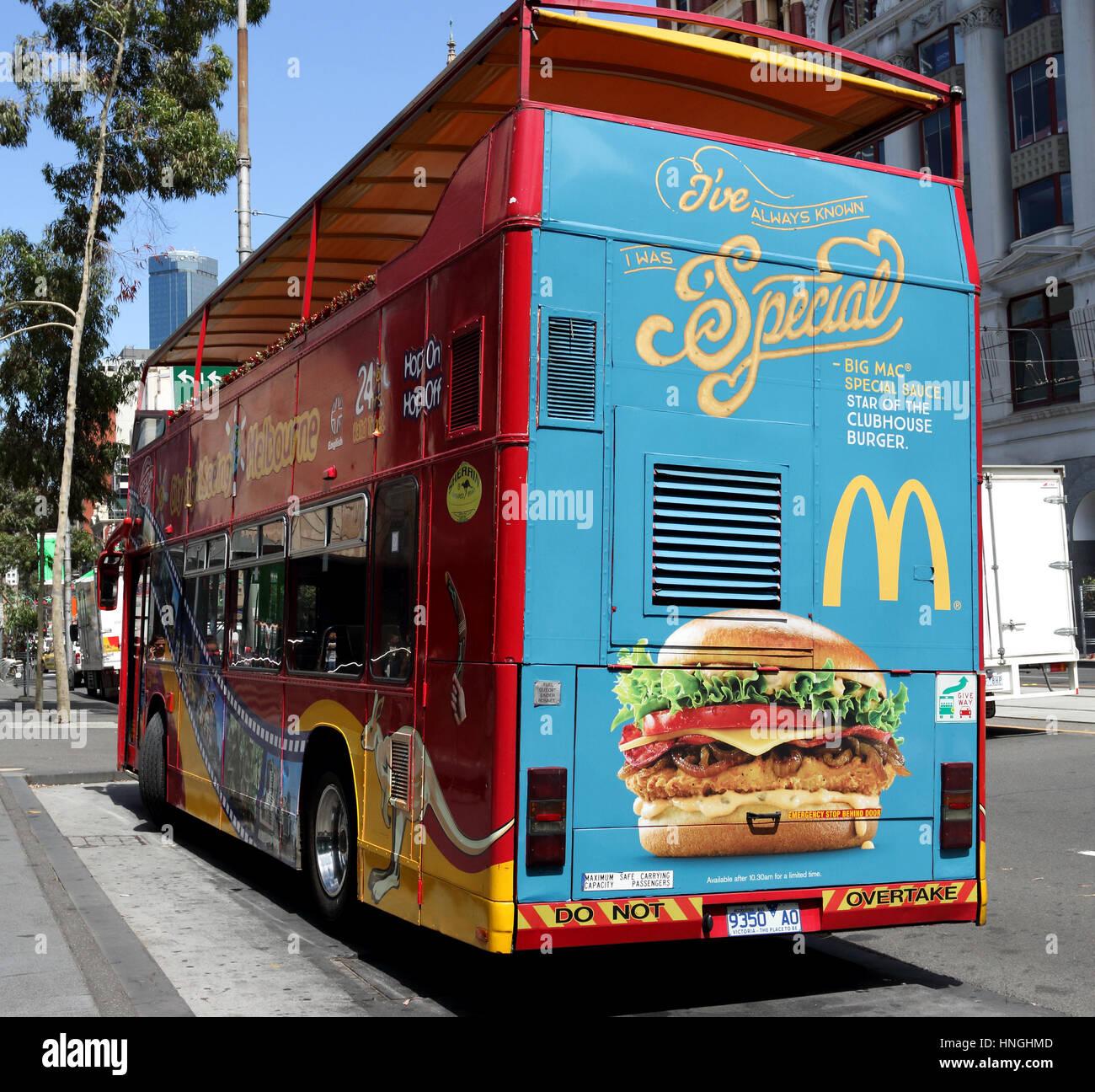 Australian Food Corporation Mcdonald S