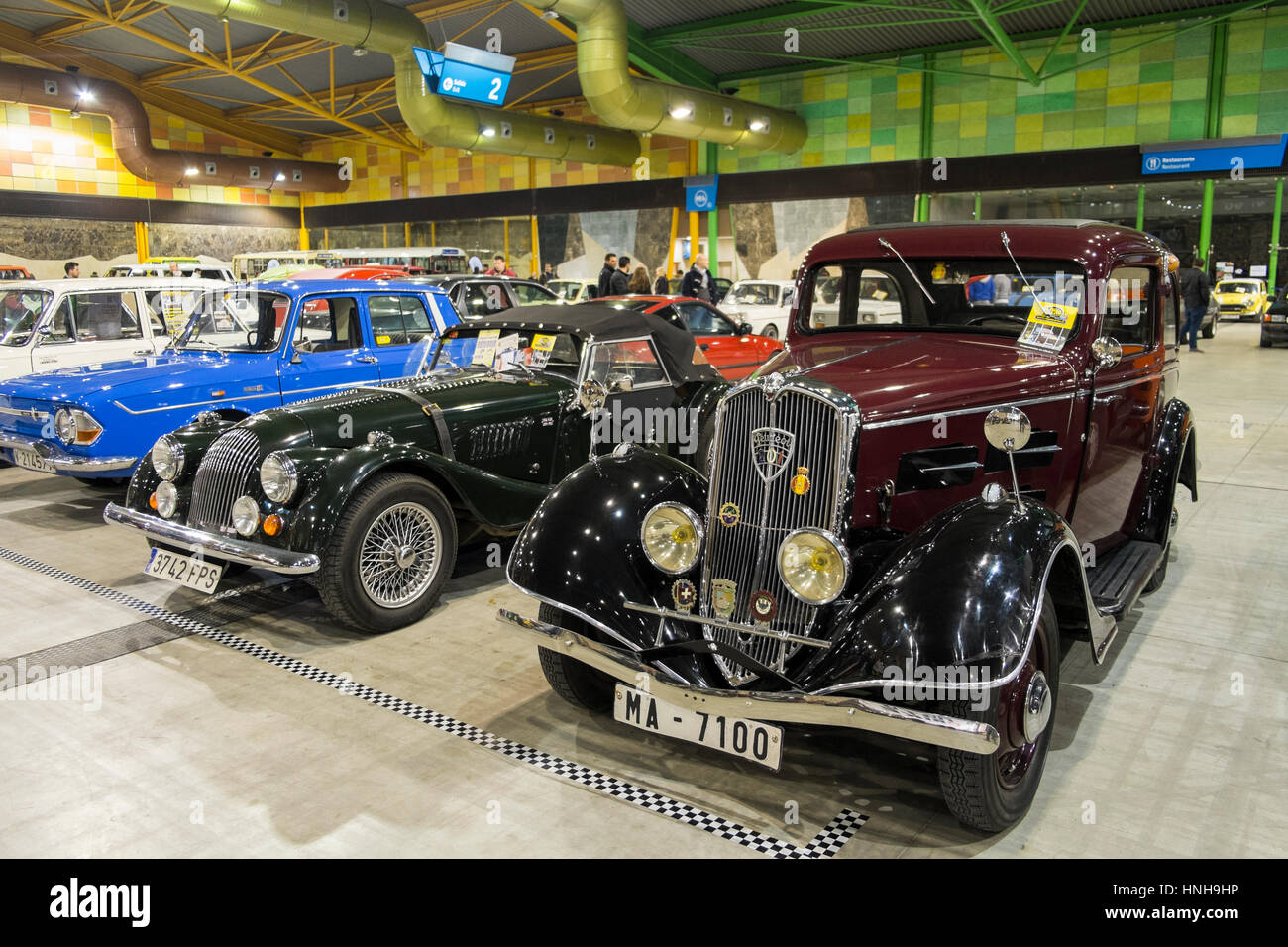 1929-1937 Peugeot 201 - Stock Image