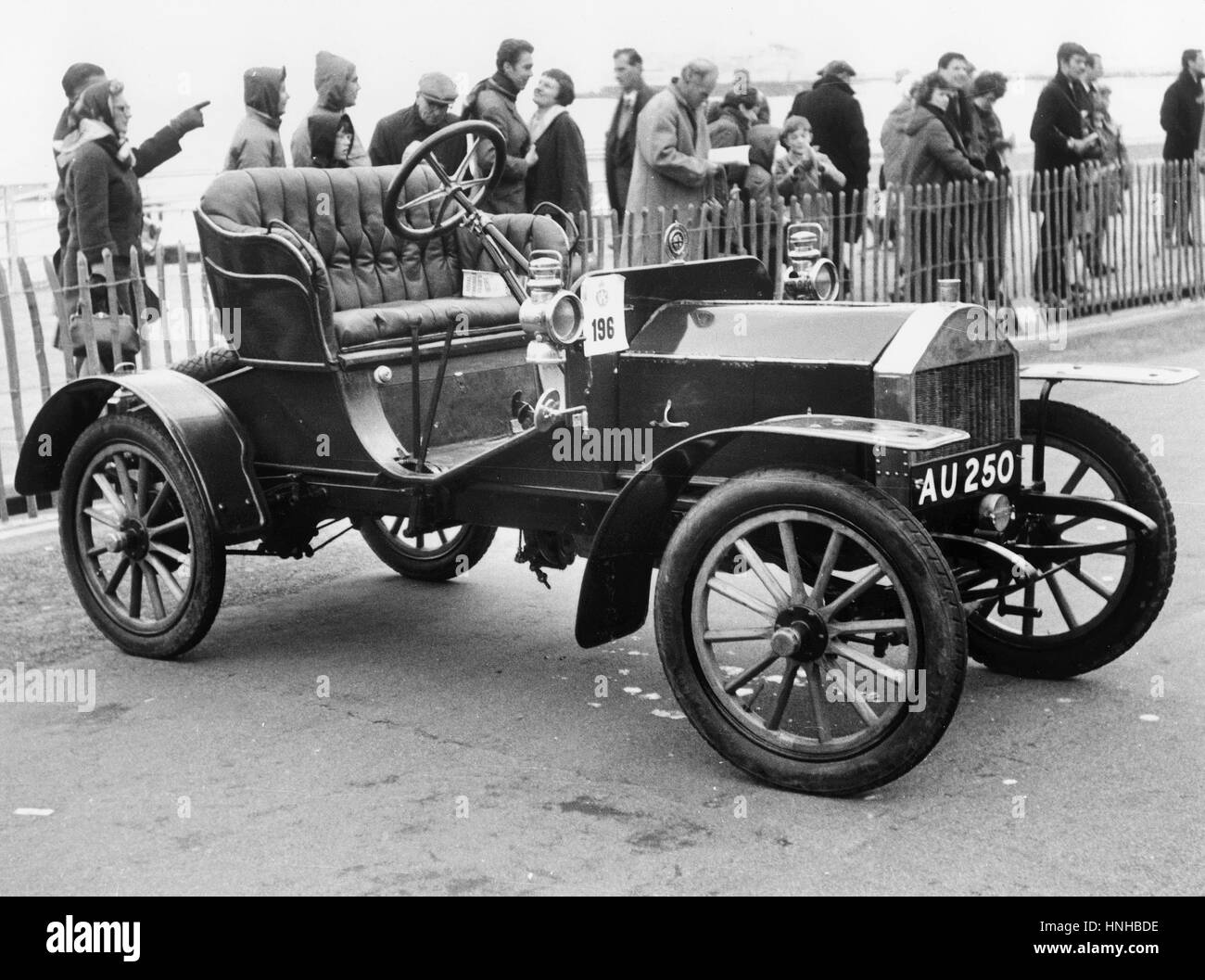 1904 Celer 8hp - Stock Image