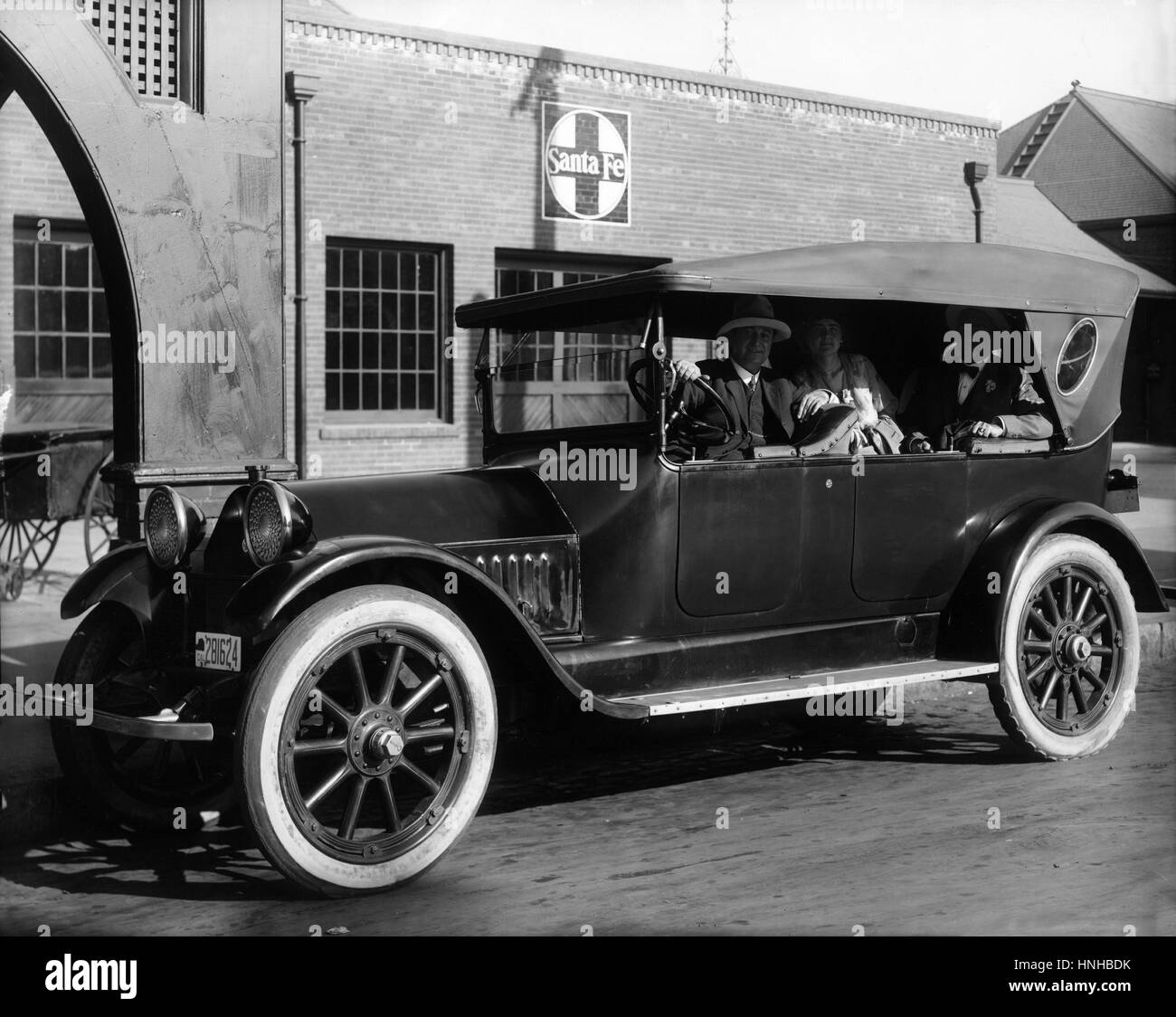 Chalmers 6 1915 - Stock Image