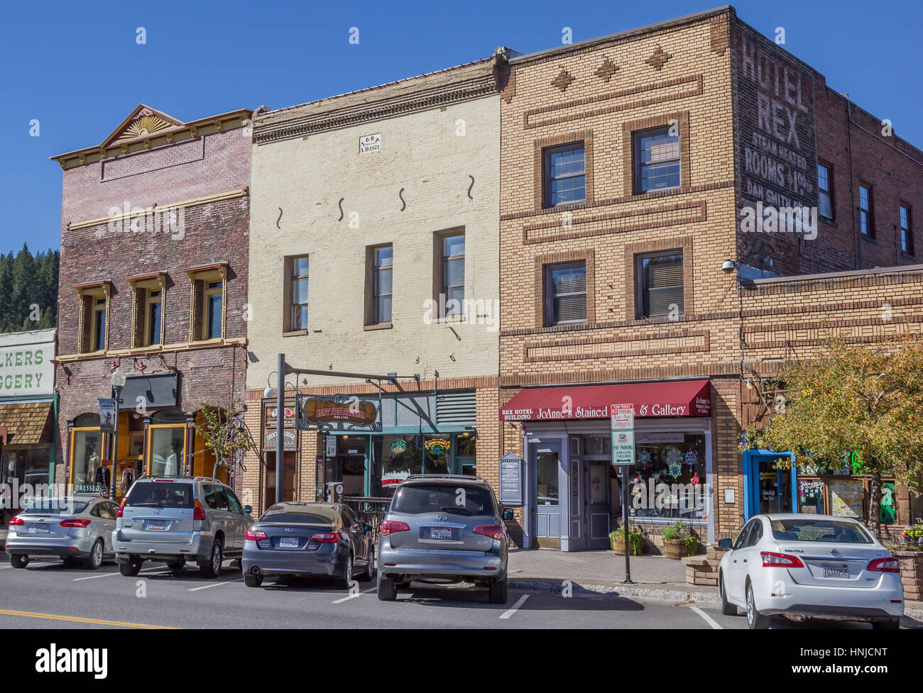 Truckee Town Stock Photos Amp Truckee Town Stock Images Alamy