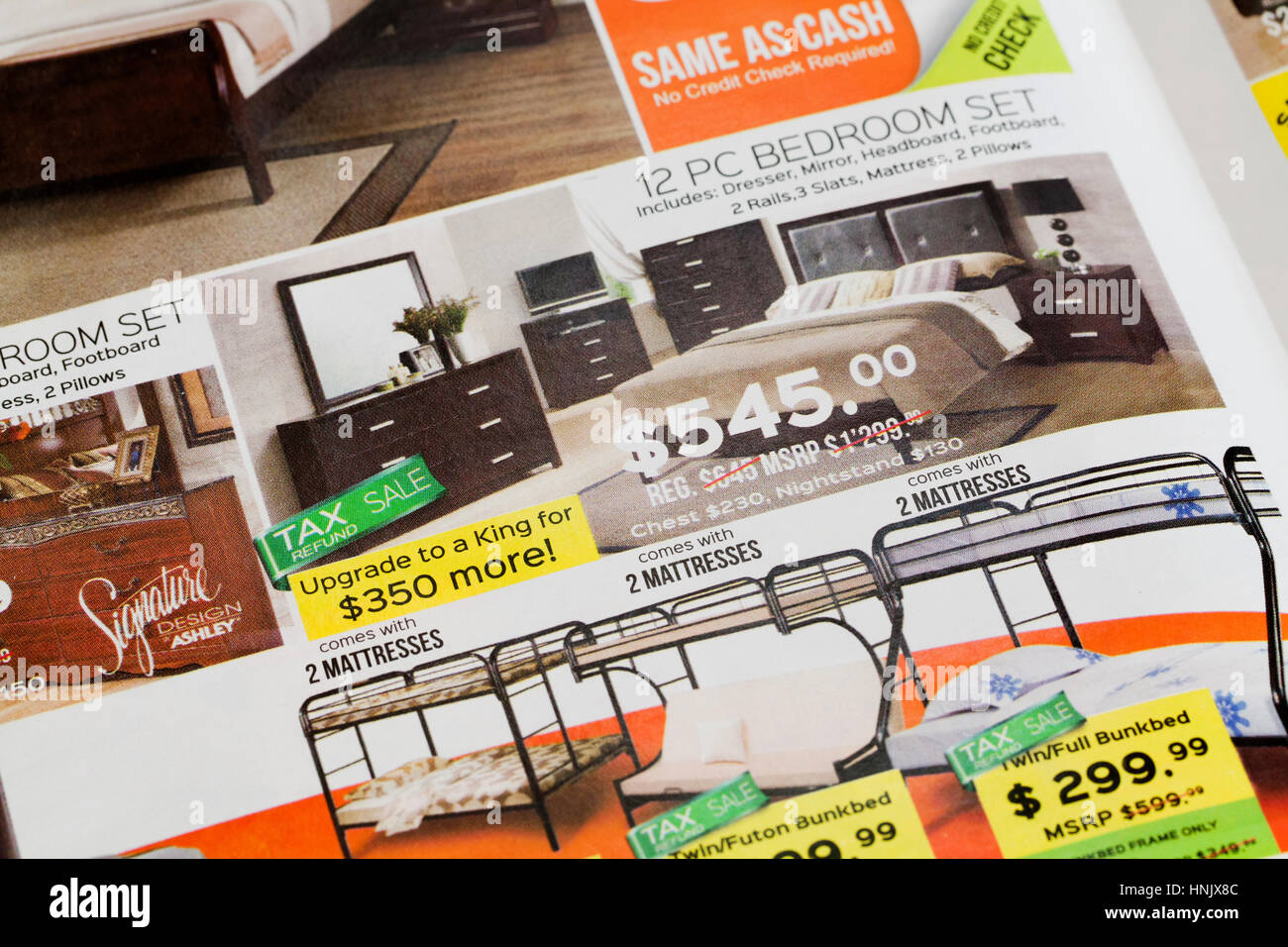 Furniture store newspaper ads Furniture Discount Furniture Store Advertisement In Newspaper Usa Behance Furniture Store Advertisement In Newspaper Usa Stock Photo