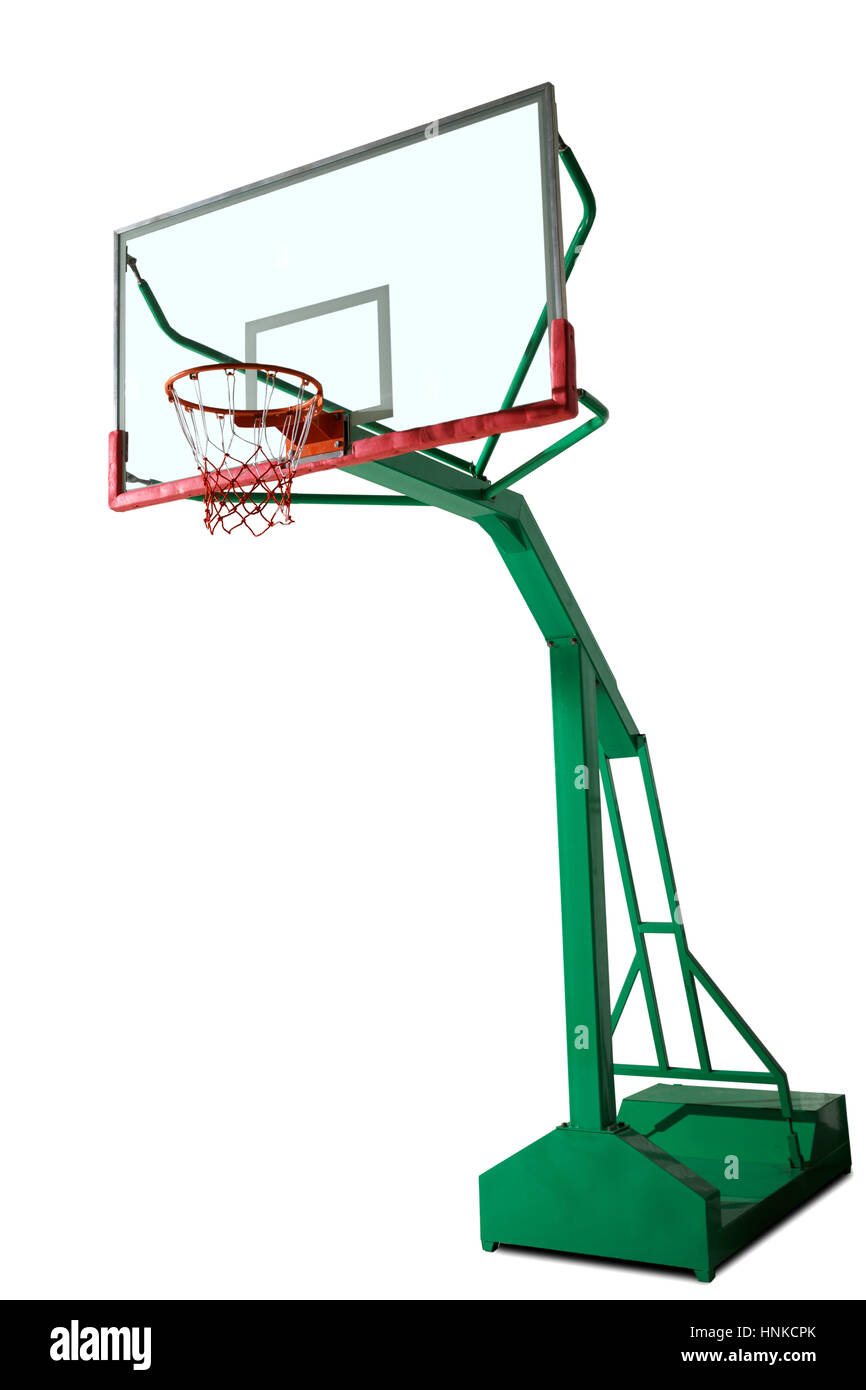 Basketball Hoop Cut Out Stock Images & Pictures - Alamy