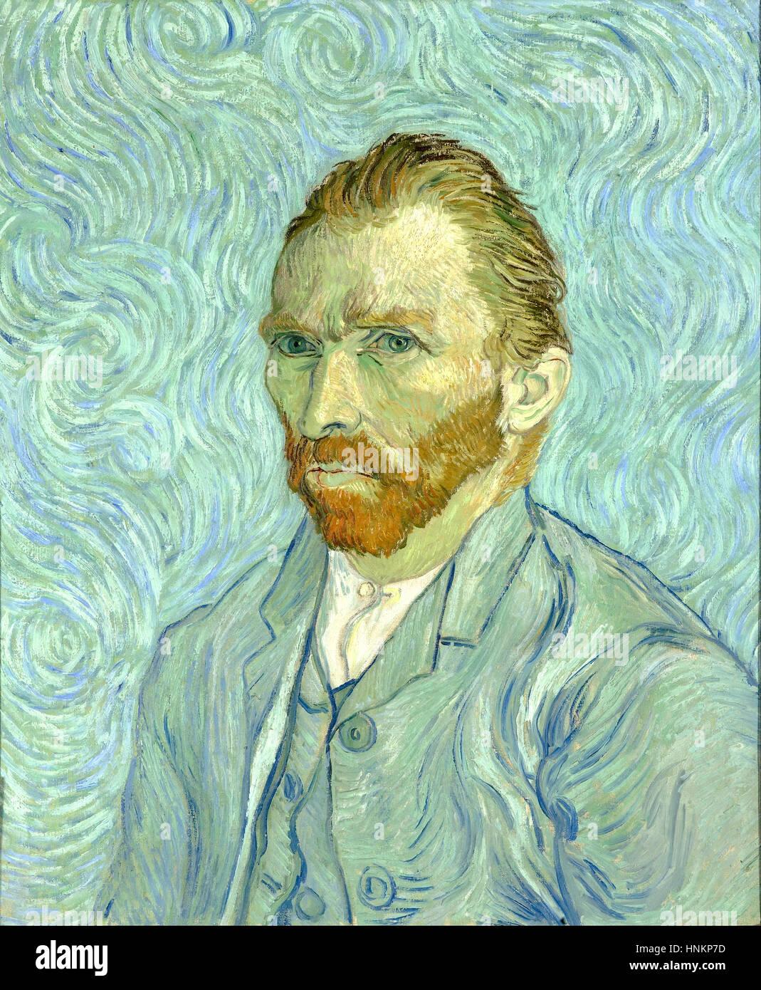 Vincent Willem van Gogh, Dutch Post-Impressionist painter