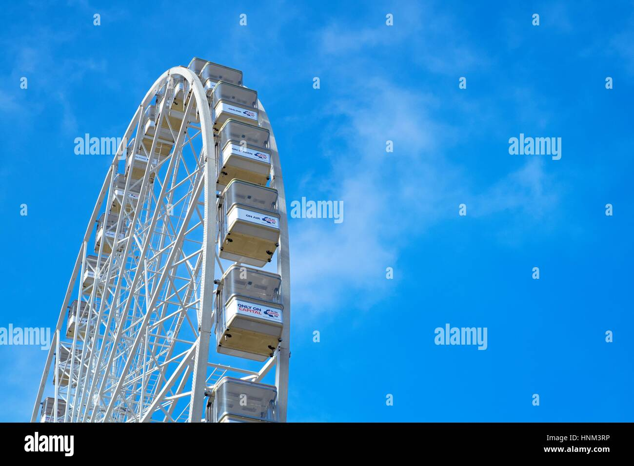 Nottingham eye - Stock Image