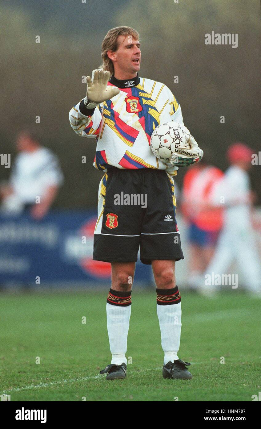 NICKY WALKER SCOTLAND & PARTICK THISTLE FC 26 April 1996 - Stock Image