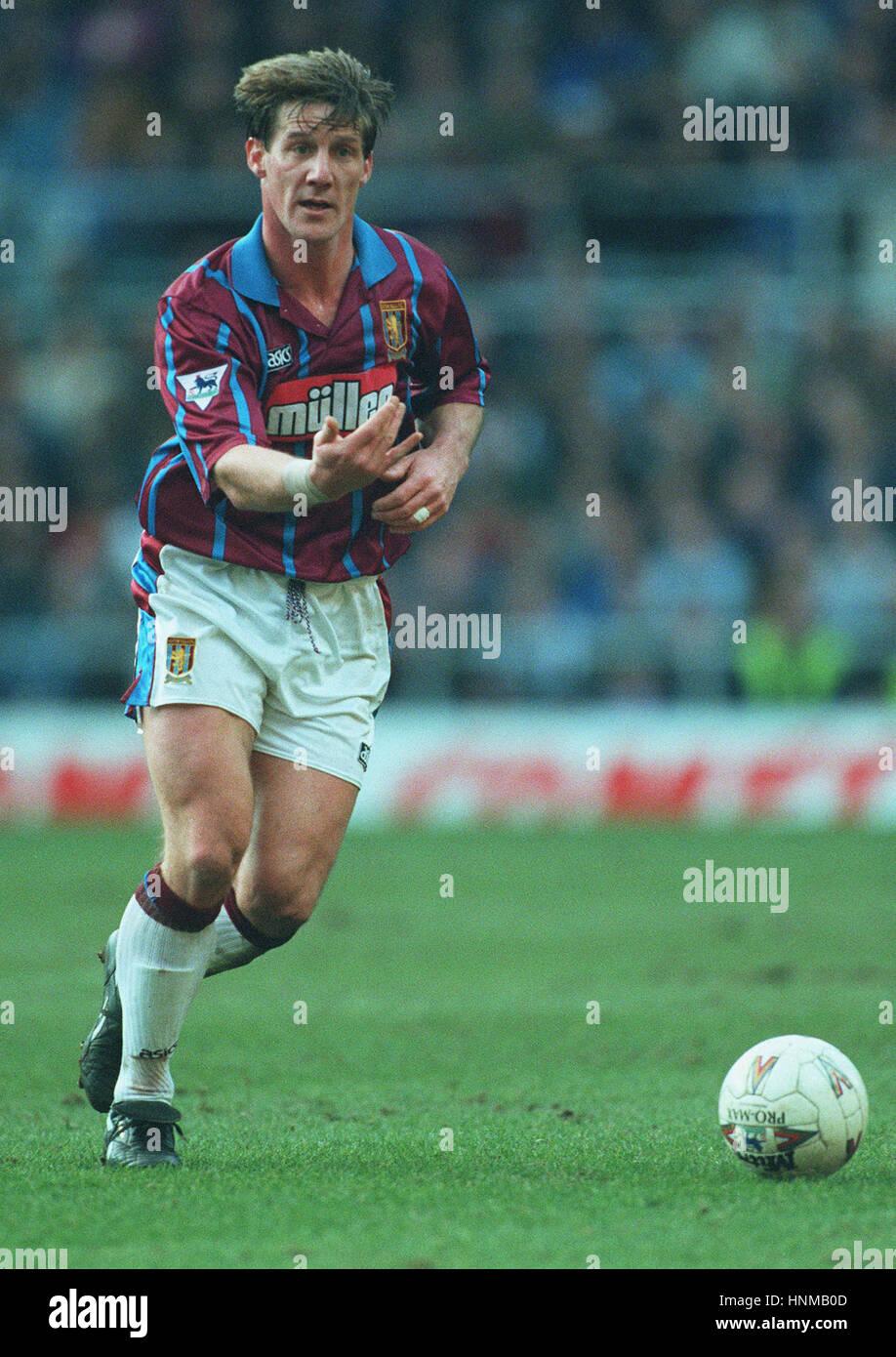SHAUN TEALE ASTON VILLA FC 02 March 1995 - Stock Image