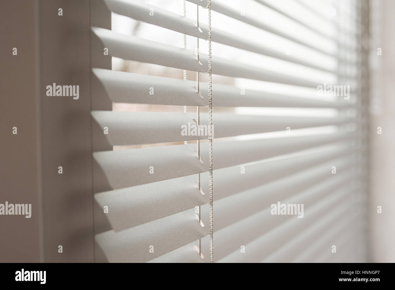 drawstring texture metal picture photo blinds stock with