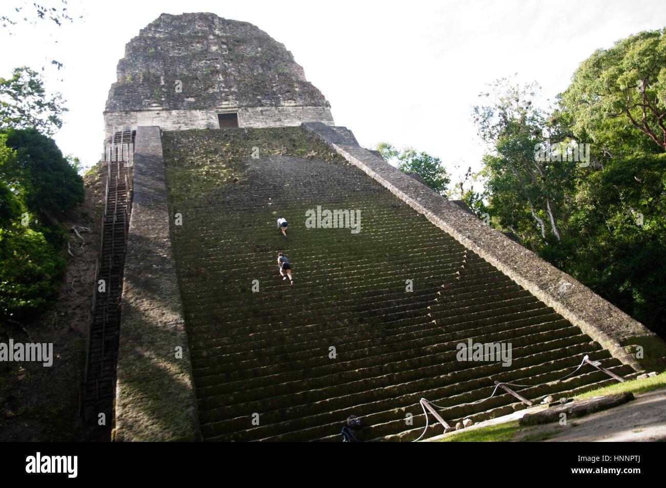 Tikal, Guatemala - Stock Image