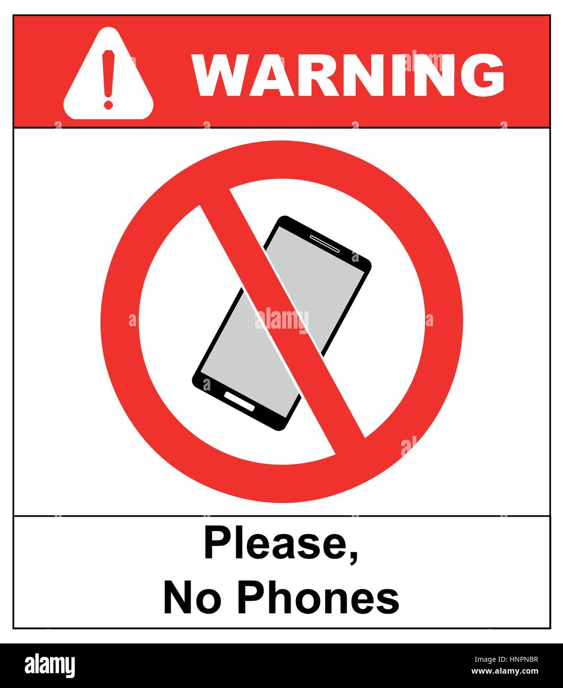no cell phone sign mobile phone ringer volume mute sign no smartphone allowed icon no calling label on white background no phone emblem great for