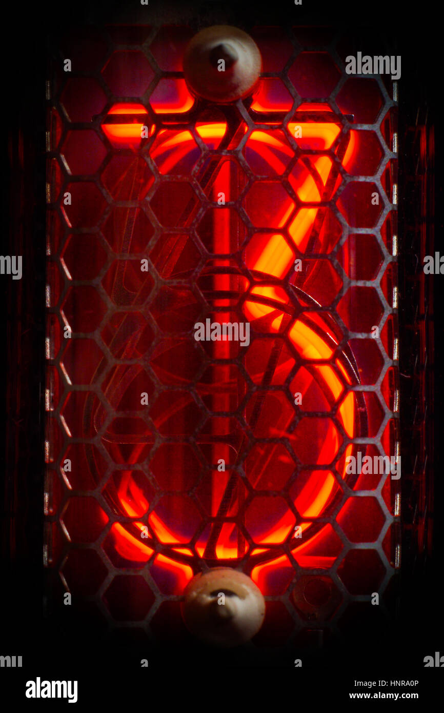 Nixie Tube Stock Photos & Nixie Tube Stock Images - Alamy