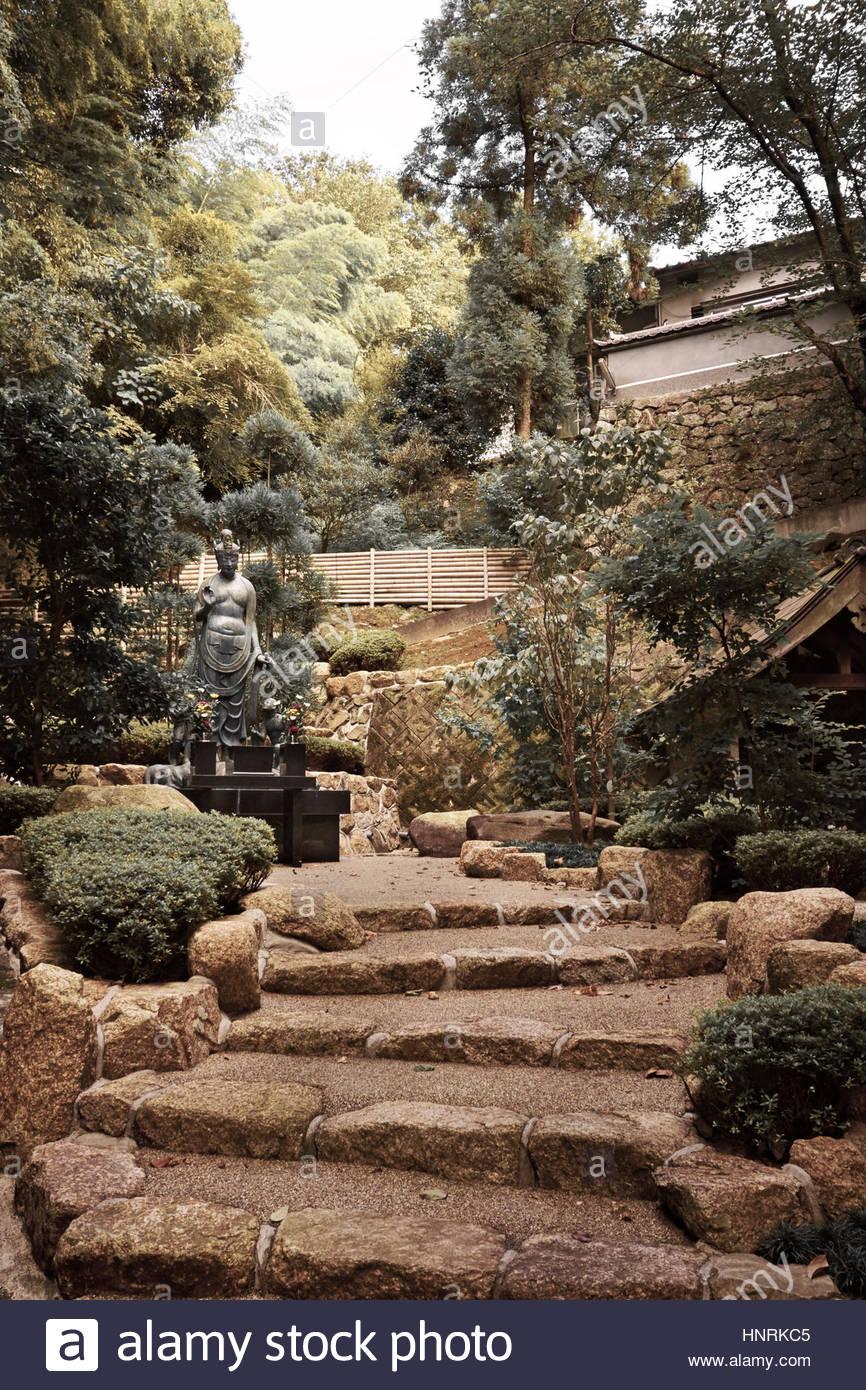 Osaka Japan Garden Stock Photos & Osaka Japan Garden Stock Images ...