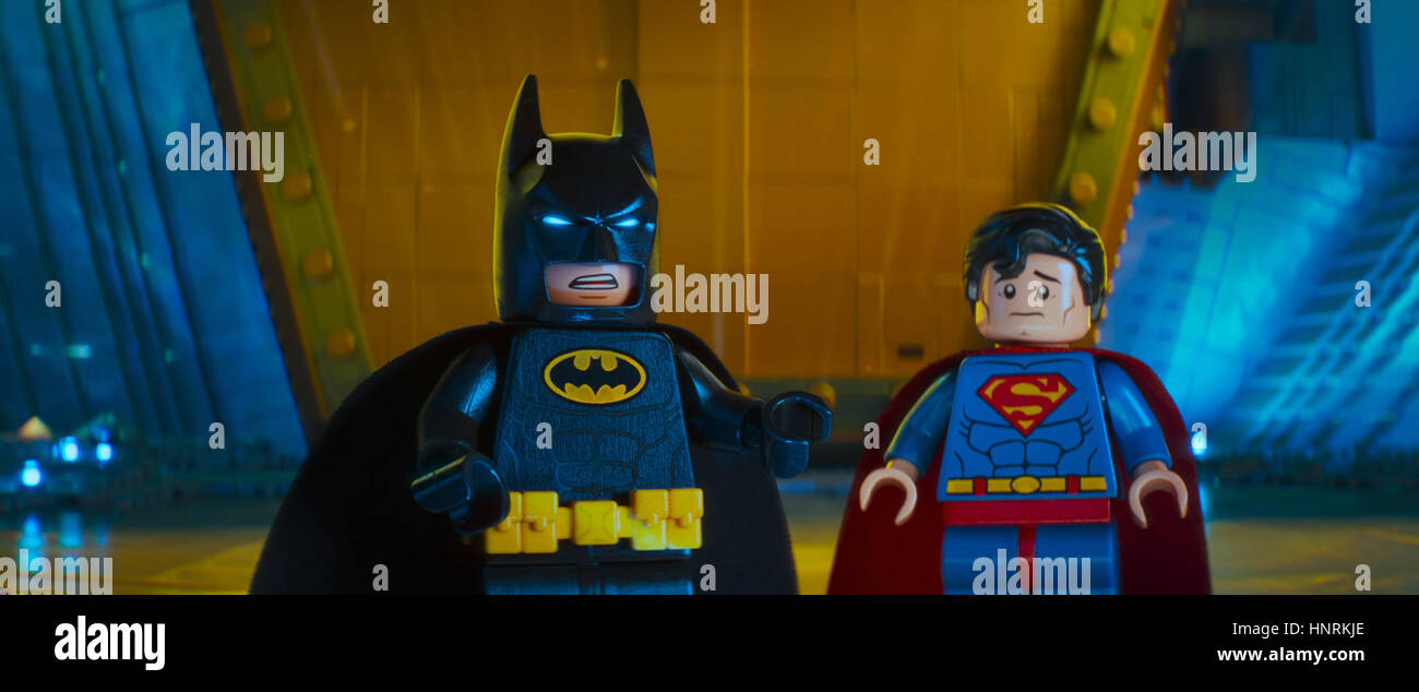 Lego Batman The Movie Dc Super Heroes Unite Is A Direct To Video Stock Photo Alamy