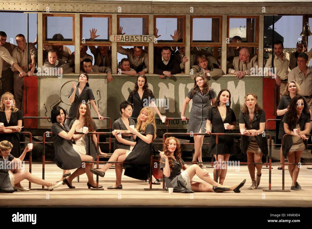 carmen opera music