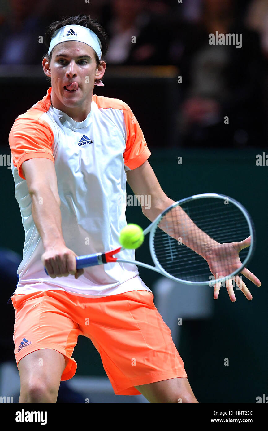 de673c1b8e0a Dominic Thiem hard Court Tennis Stock Photos   Dominic Thiem hard ...
