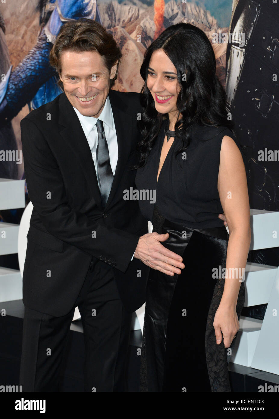 Willem Dafoe and his wife Giada Colagrande - YouTube  Willem Dafoe And Wife