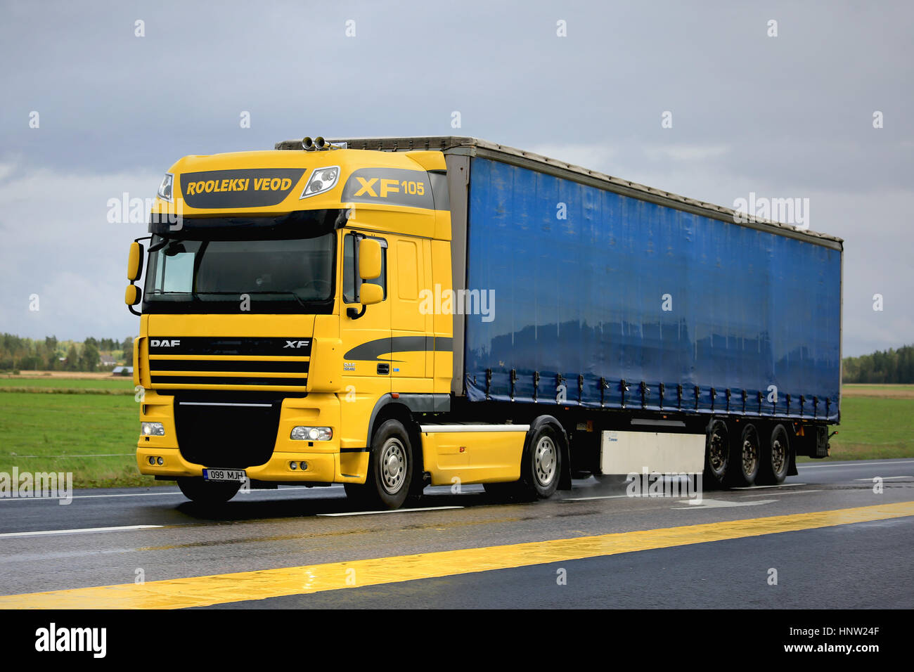 Daf Xf 105 460 Stock Photos & Daf Xf 105 460 Stock Images