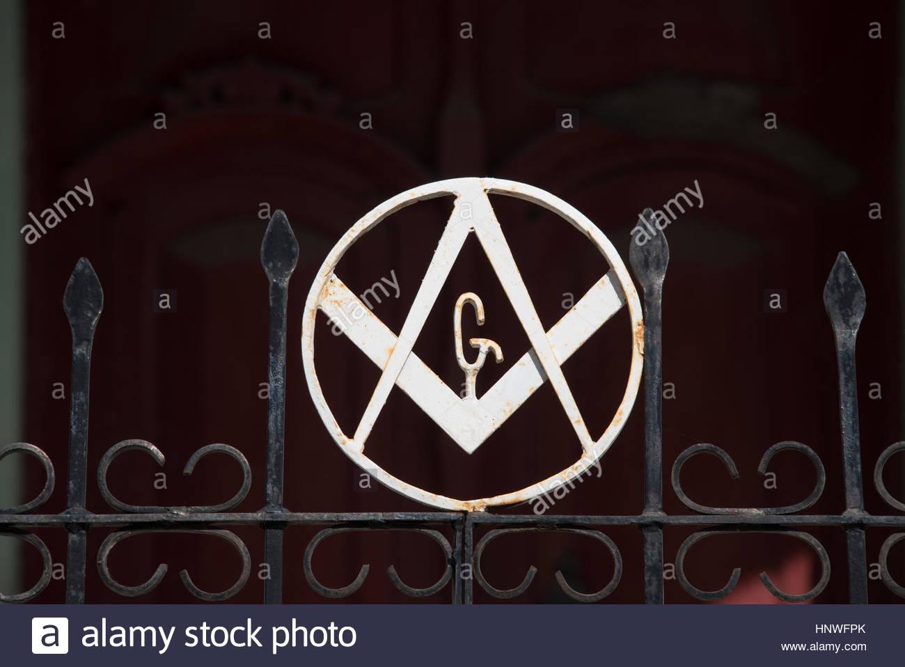 Freemason Symbol Stock Photos Freemason Symbol Stock Images Alamy