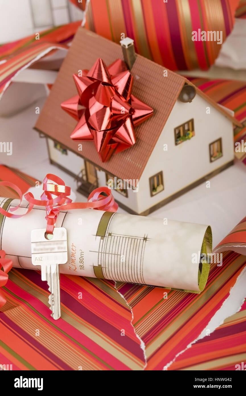 House Wrap Construction Stock Photos & House Wrap Construction Stock ...