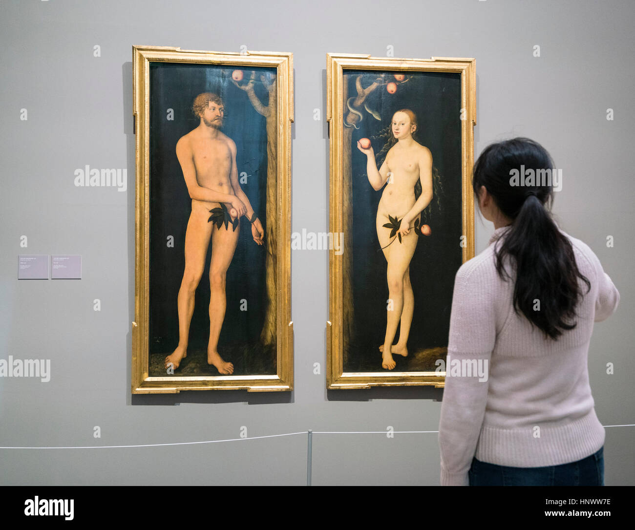 adam looking for eve germany