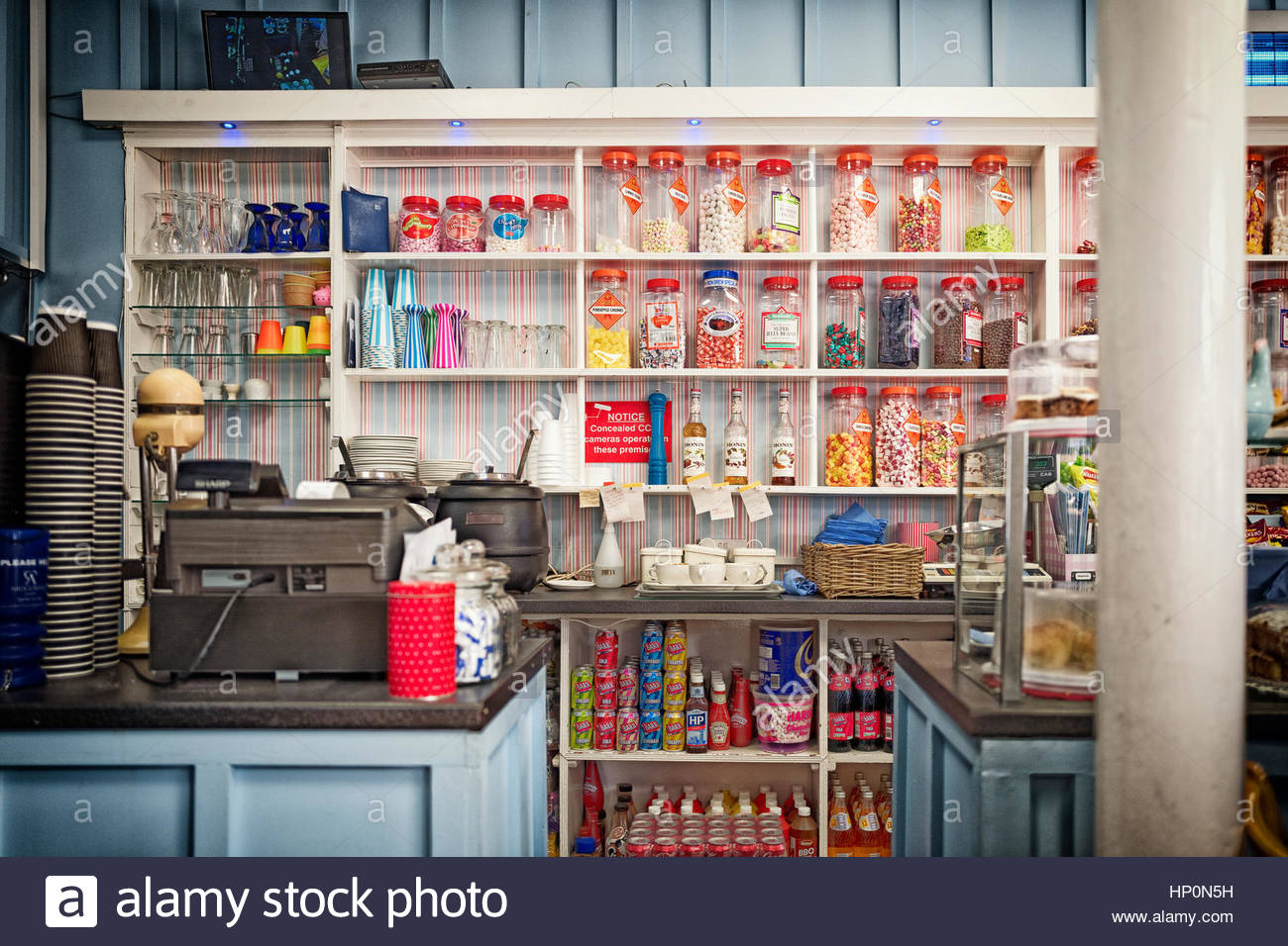 Sweet Shop Scotland Stock Photos Amp Sweet Shop Scotland